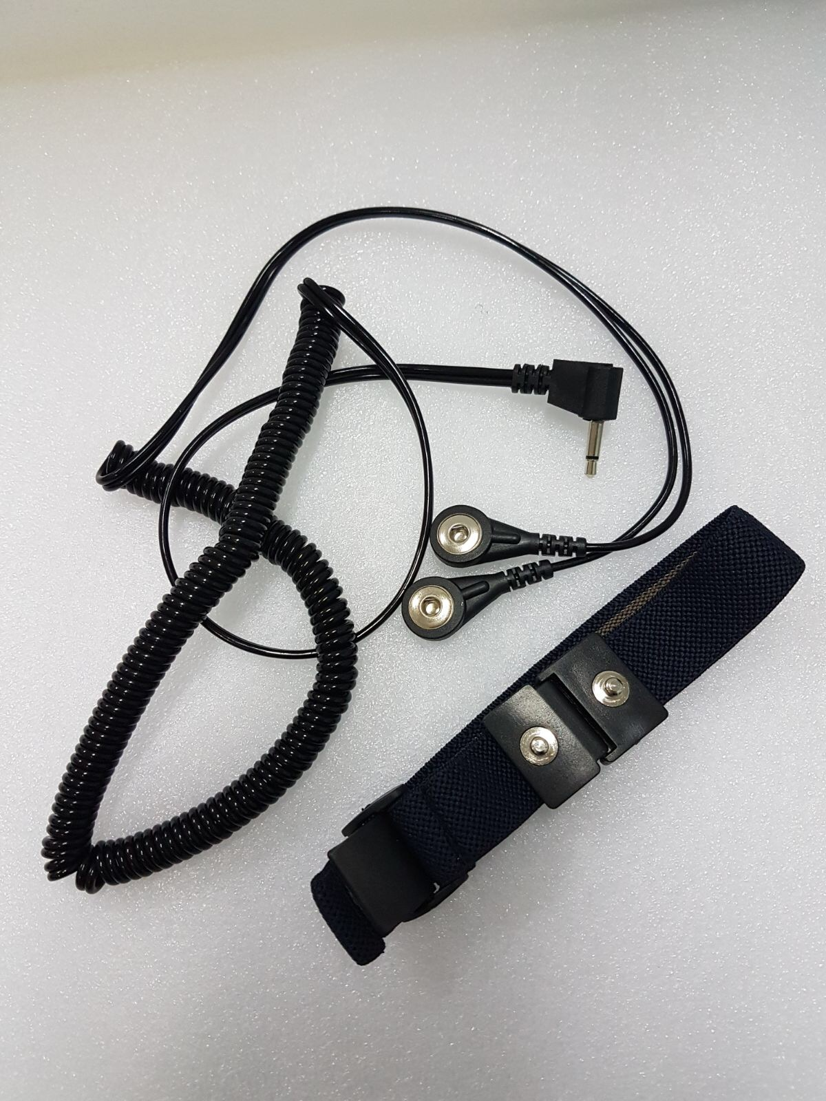 ESD Dual Wires Wrist Strap | ESD Manufacturing & Supply (Pte) Ltd
